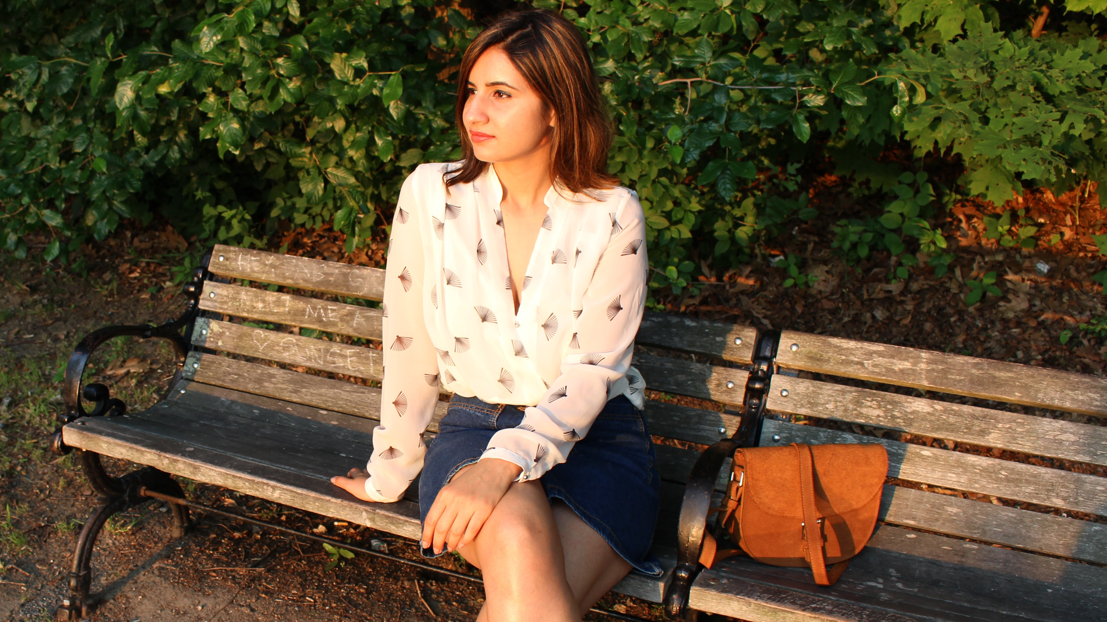 Beat the summer heat: Casual day and night look