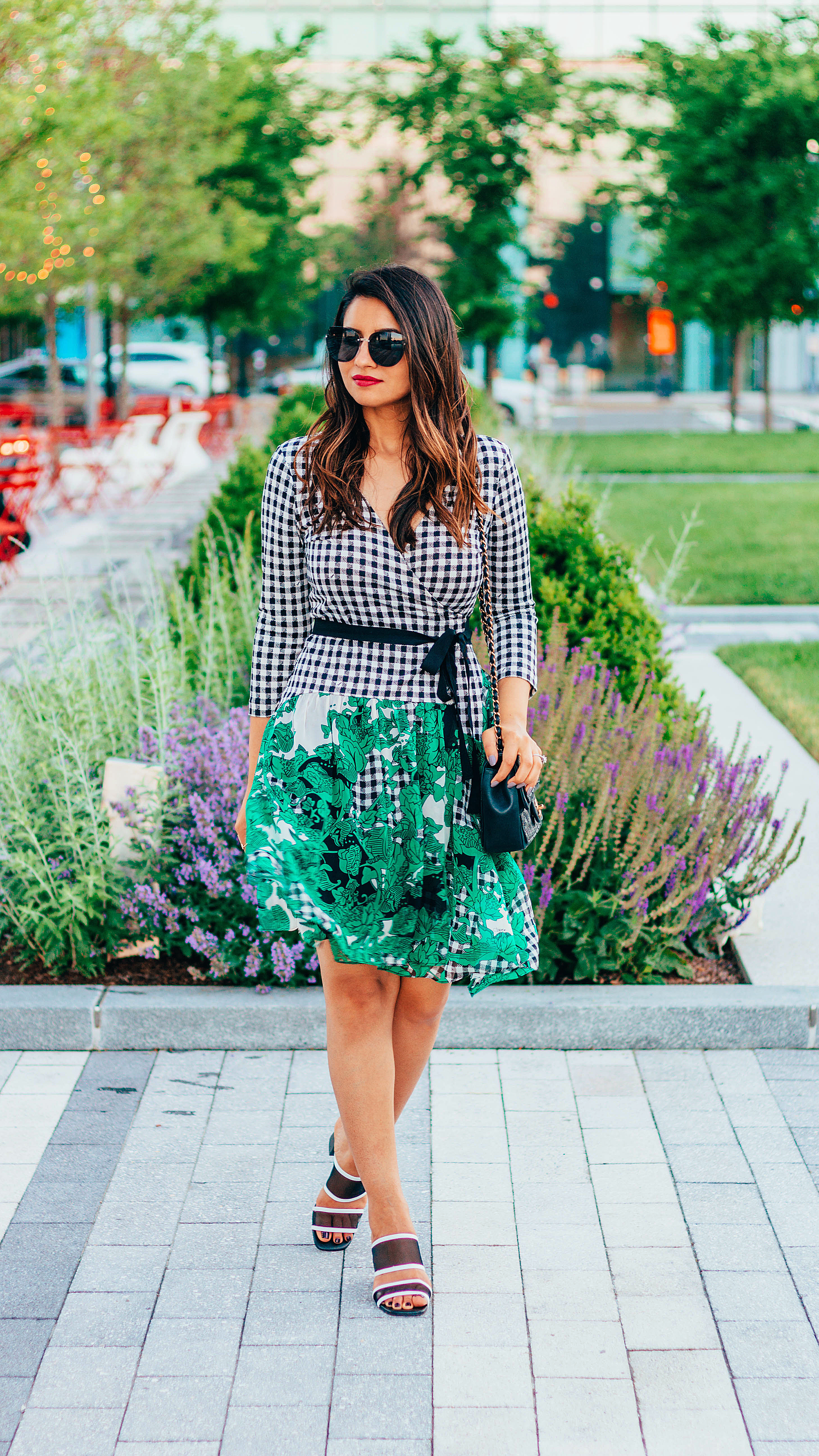 Gingham Vibes