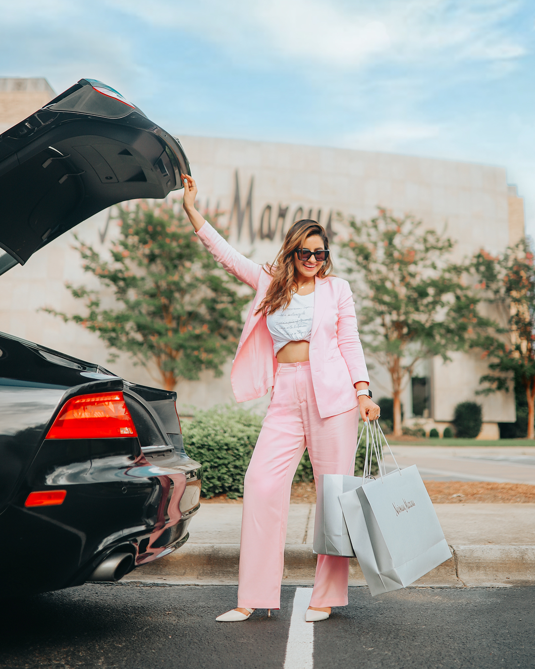 Benefits of being a Neiman Marcus Incircle member