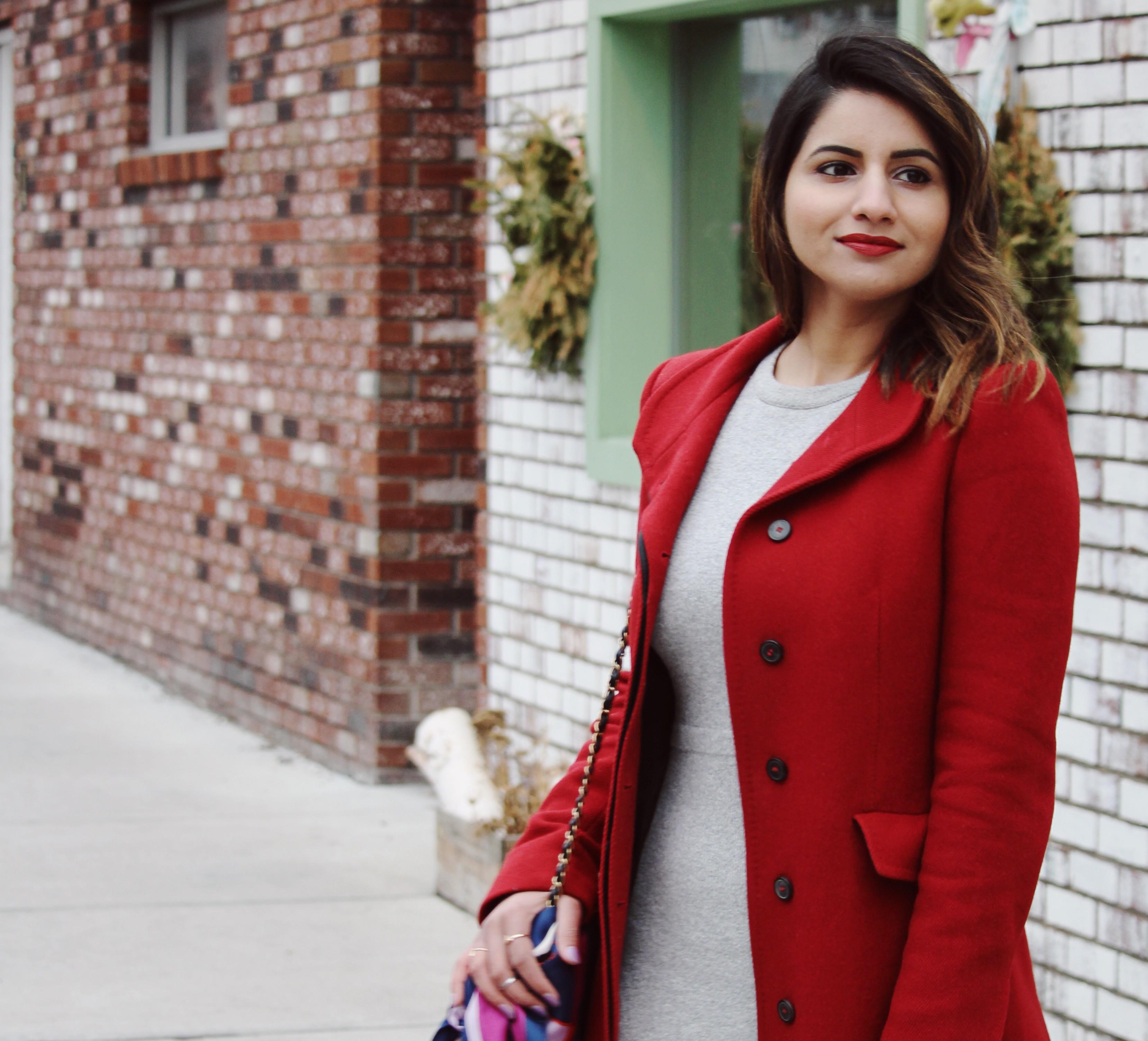 Knit Midi Dress: Comfy & Cute