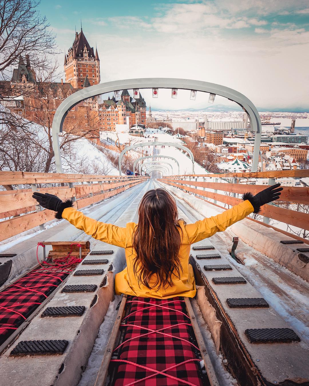 Québec City: A Winter Weekend Getaway